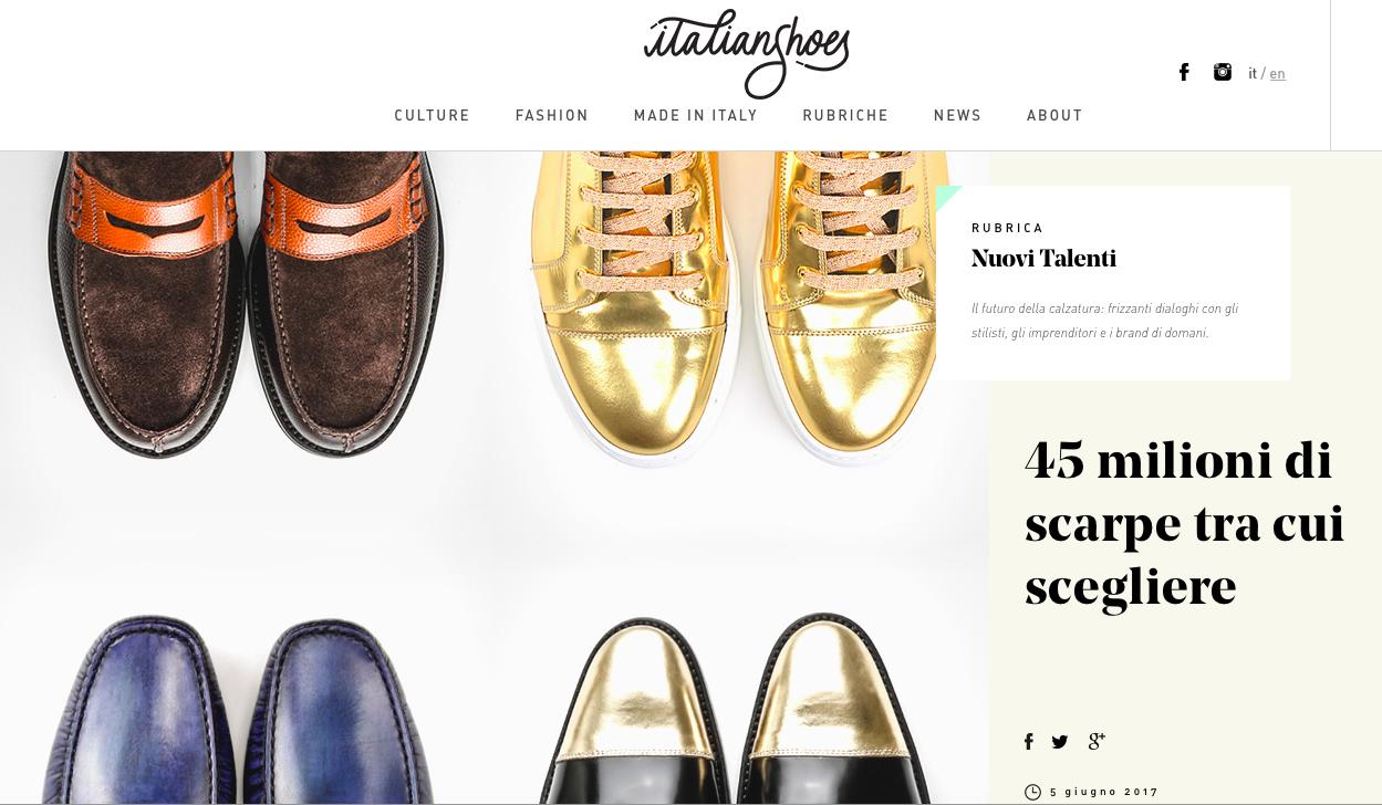 DIS Design Italian Shoes on Italian Shoes 5 June 2017