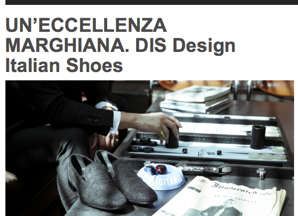 DIS Design Italian Shoes on factory Style Mag 5 December 2017