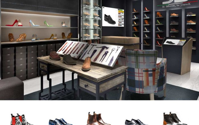 DIS Design Italian Shoes at The Micam 85 in Milan