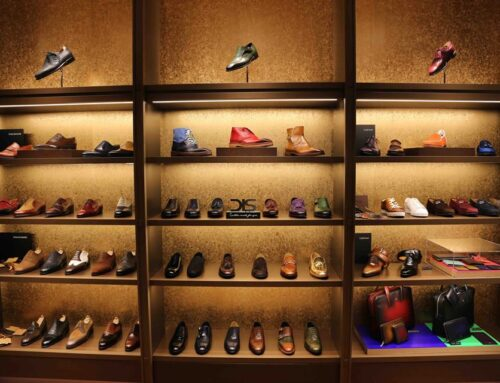 A brand-new corner for DIS – DESIGN ITALIAN SHOES  in ISETAN Shinjuku, Tokyo.