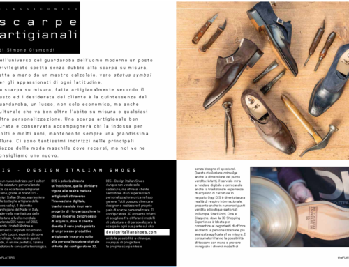Classiconico – Handcrafted shoes DIS- ThePlayersMagazine