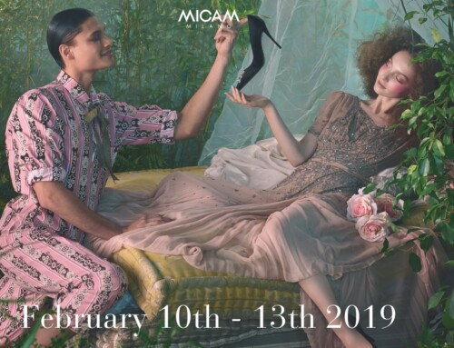 Meet us at MICAM or visit our new showroom in Milan!