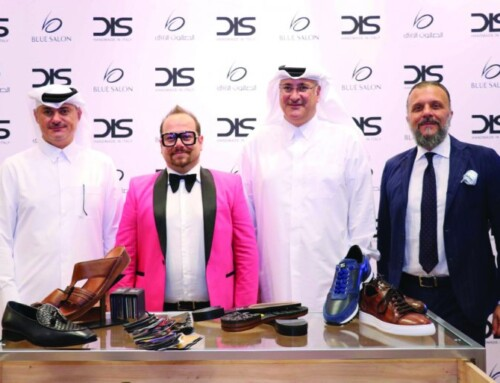 Blue Salon hosts launch of Italian shoe brand DIS – The Peninsula Newspaper