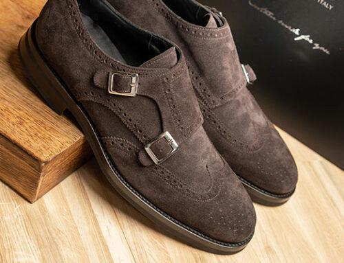La guida alle scarpe scamosciate da uomo