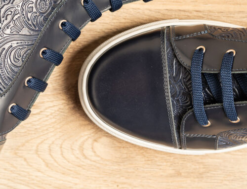 Father's Day Shoe Gift Ideas: custom sneakers