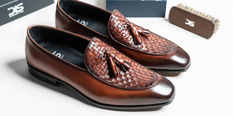 scarpa marrone cocco