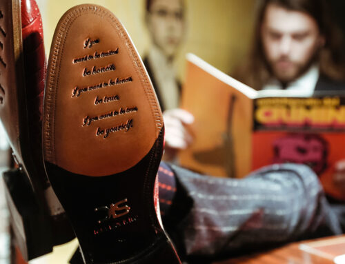 Why leather soles are the best for your feet