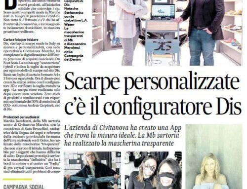 Scarpe personalizzate: c'è il configuratore DIS – Corriere Adriatico